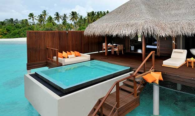 Best hotels in the Maldives 2017